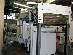Commercial machinery cleaning we've completed in Hainesport, NJ